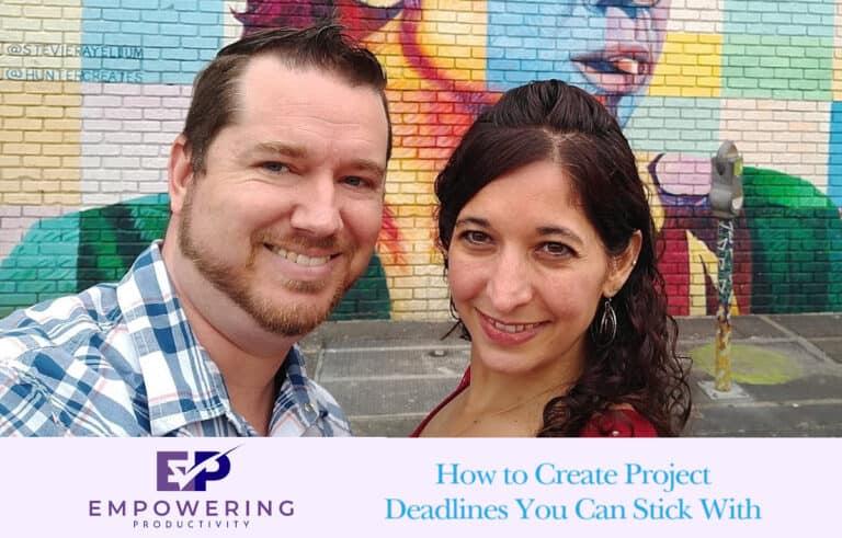 project management deadlines