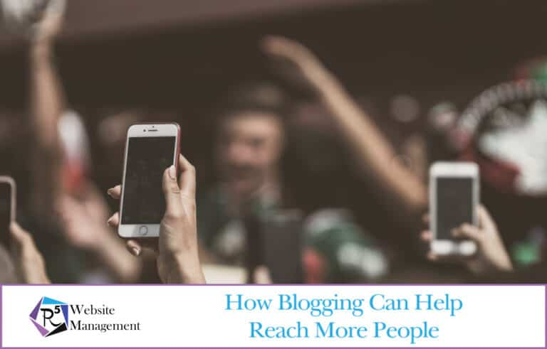 reaching more people with blogging